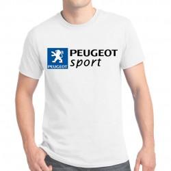 Tee-Shirt Peugeot Sport logo