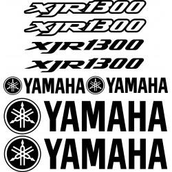 Stickers autocollants Yamaha XJR 1300
