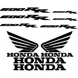 Stickers autocollants Honda...