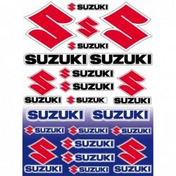 22 Stickers Autocollants...