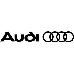 Stickers autocollants Logo Audi