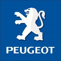 Stickers autocollants Logo Peugeot