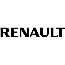 Stickers autocollants Renault
