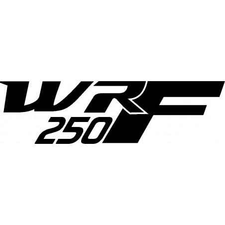 Stickers autocollants Yamaha WRF 250
