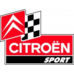 Stickers autocollants Citroen Sport