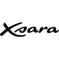 Stickers autocollants Citroen Xsara