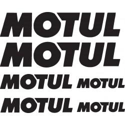 Stickers autocollants planche Motul
