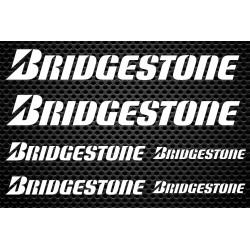 Stickers autocollants planche auto moto Bridgestone