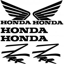 Stickers autocollants Honda CBR 954