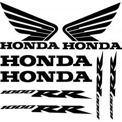 Stickers autocollants Honda 1000 RR