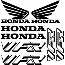 Stickers autocollants Honda VFR