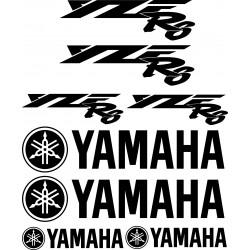 Stickers autocollants Yamaha YZFR6