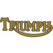 Stickers autocollants TRIUMPH