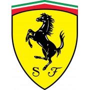 Stickers autocollants Ferrari